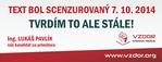 Mestský dopravný podnik v Považskej Bystrici strhával reklamu protikandidátovi primátora