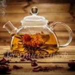 Kvitnúci čaj, nápoj čínskych cisárov