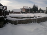 Údržba kúpacieho jazierka počas zimy