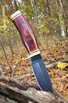 Bez noža do lesa ani na krok!