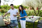 Záhradné párty stany nájdu uplatnenie v každom ročnom období