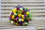Oh, nie, zasa som zabudol... Žiadny strach, je tu donáška kvetov!