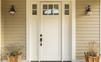 Vyberáte vchodové dvere? Nechajte sa inšpirovať!