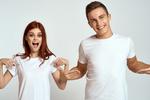Biele tričká sú dnes úzky profil