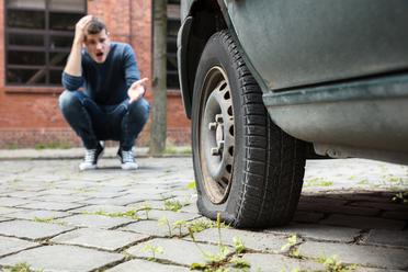 Starajte sa o pneumatiky. Odmenia sa vám dlhšou životnosťou a bezpečnosťou