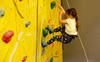 Vyskúšajte niečo nové: Lezecké steny pre deti.