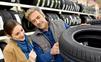 Kupujeme nové pneumatiky