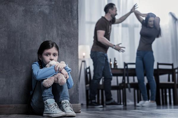 Stop domácemu násiliu
