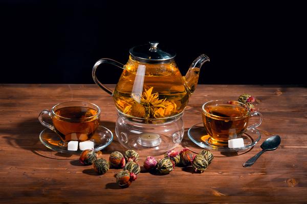 Jedinečná chuť čaju