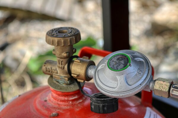plynová fľaša