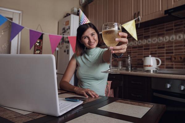 Nápady na virtuálne 40. narodeniny pre ženu