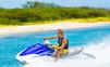 Kde si môžete počas leta zajazdiť na vodných skútroch