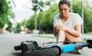 Nehody na elektrických kolobežkách. Dodržujte pravidlá!