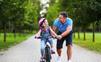 Ako naučiť dieťa bicyklovať?