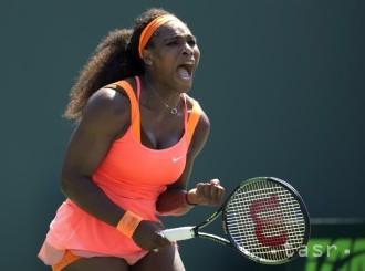 Serena Williamsová vyradila Lisickú, postúpila do semifinále v Miami