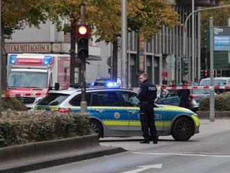 Krvavá prestrelka v Nemecku: Extrémista zranil štyroch policajtov!