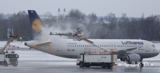 Lietadlo Lufthansy núdzovo pristálo kvôli dymu v kokpite