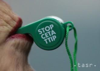 Dohoda CETA zrejme nebude, valónsky premiér do piatka nedá súhlas