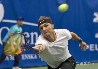 Kovalík prehral v osemfinále v Antverpách s Uruguajčanom Cuevas
