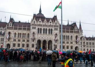 Fidesz sa obáva narušenia osláv 60. výročia povstania 1956