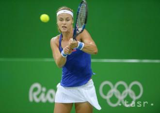 Schmiedlová nestačila v osemfinále v Luxemburgu na Bertensovú