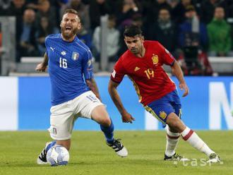 Futbalisti Talianska a Ruska odohrajú pred MS dva prípravné zápasy