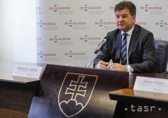 M. LAJČÁK: Slovensko uznáva a rešpektuje politiku jednej Číny