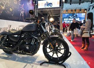 Harley-Davidson prepustí päť percent zamestnancov
