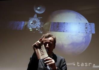 Sonda Schiaparelli vstúpila do atmosféry Marsu, čaká sa na potvrdenie