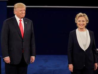 Spojené štáty čaká záverečný televízny duel kandidátov na prezidenta
