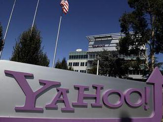 Internetová firma Yahoo výrazne zvýšila kvartálny zisk a prekonala odhady trhov