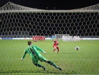 Pred predposledným dejstvom osemfinále Slovnaft cupu vo futbale: V hre zostal už  zostal iba poltuce
