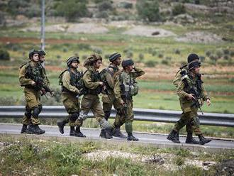 Izraelskí vojaci zastrelili 19-ročnú Palestínčanku s nožom v ruke