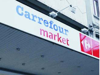 Francúzska sieť Carrefour oznámila za 3. kvartál rast tržieb