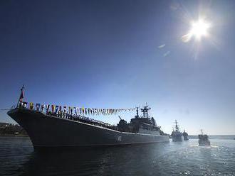 Ruská námorná flotila sa plaví do Stredomoria, smerujúc do okolia Nórska a Británie