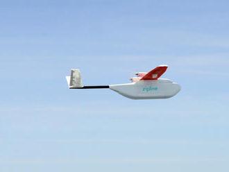 Drony v Rwande zachraňujú životy, doručujú lieky a krv
