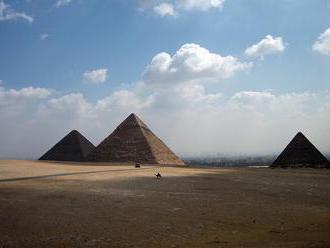 Pyramída v Gíze nás stále prekvapuje
