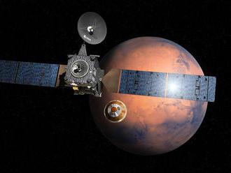 Európanom sa pristátie na Marse asi nepodarilo