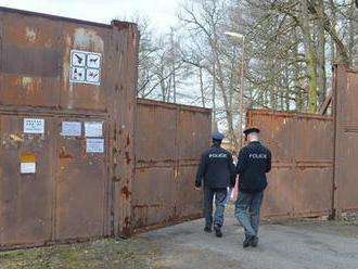 Bývalý uprchlický tábor obsadili výrobci drog! Vařili tu pervitin ve velkém