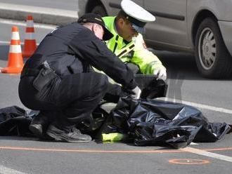 Tragédia v Nitre: Vodič dodávky si nevšimol Viliama  , pri cúvaní ho prešiel kolesom