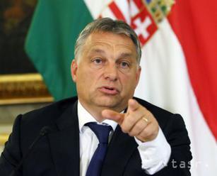 Orbán: V nadchádzajúcich rokoch bude Maďarsko priebežne posilňovať