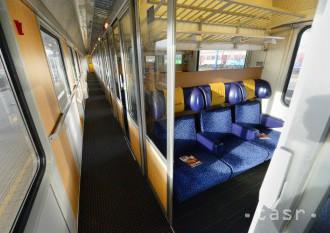 Medzi Bratislavou a Prahou budú premávať dvakrát denne vlaky