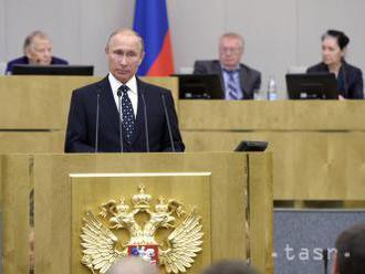 Putin vymenoval Oreškina za nového ministra hospodárstva