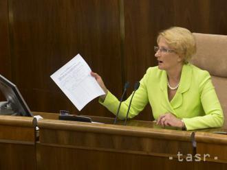 LAŠŠÁKOVÁ: Rokovací poriadok časom sprehľadní a zefektívni rokovania
