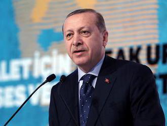 Turecký prezident vyzval všetkých moslimov, aby chránili Jeruzalem