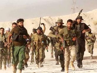 Sýrska armáda dobyje Aleppo do konca roka, tvrdí informovaný zdroj