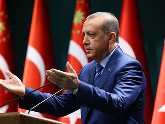 """Erdogan chce odstrániť Asada: """"Turecké sily sú v Sýrii, aby skončili Asadovú vládu"""""""