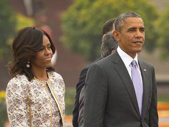 Obama: Michelle nebude nikdy kandidovať do Bieleho domu