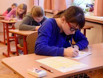 V prírodných vedách a v matematike sa slovenskí žiaci zhoršili