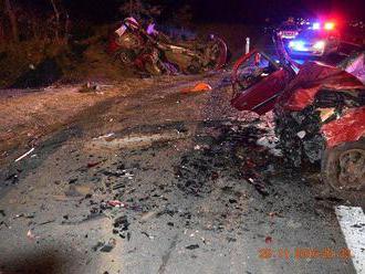 Dopravná nehoda pri obci Vidiná si vyžiadala smrť 45-ročného muža
